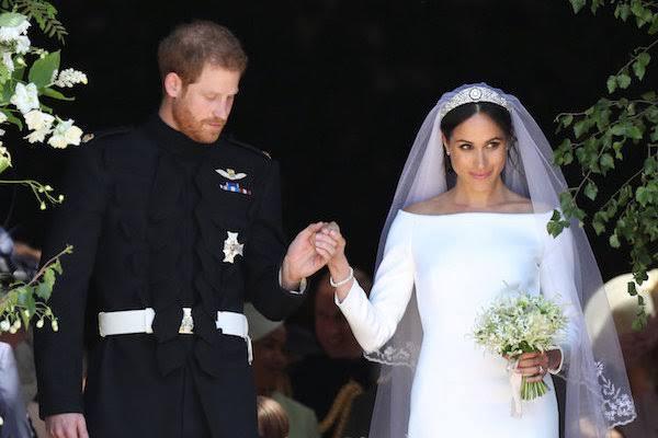 メーガン妃 ヘンリー王子
